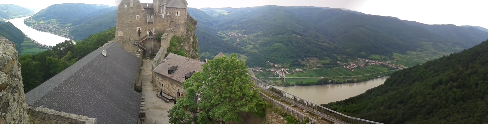 Aggstein panorama