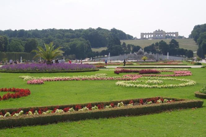 Gloriette & Gardens