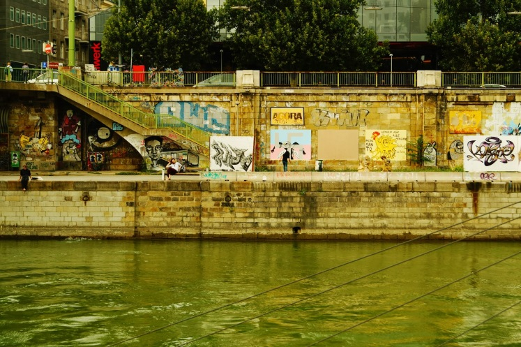 Danube Street Art