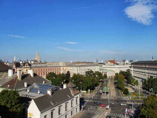 Rathaus View