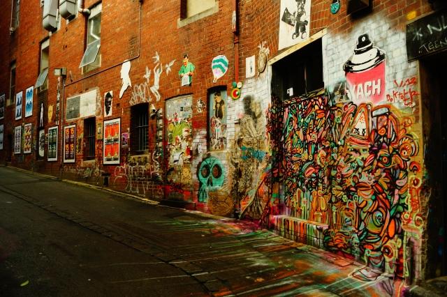 Alleys